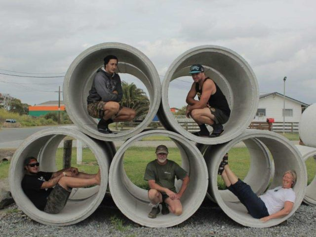 Concrete pipes and culverts