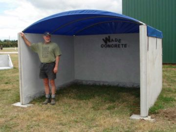 All weather bunker buster