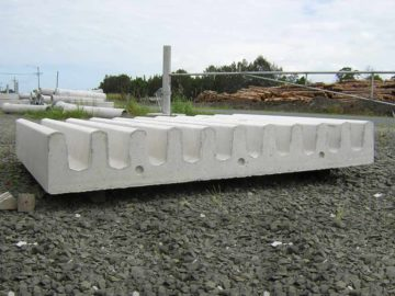 Concrete Cattle Stops