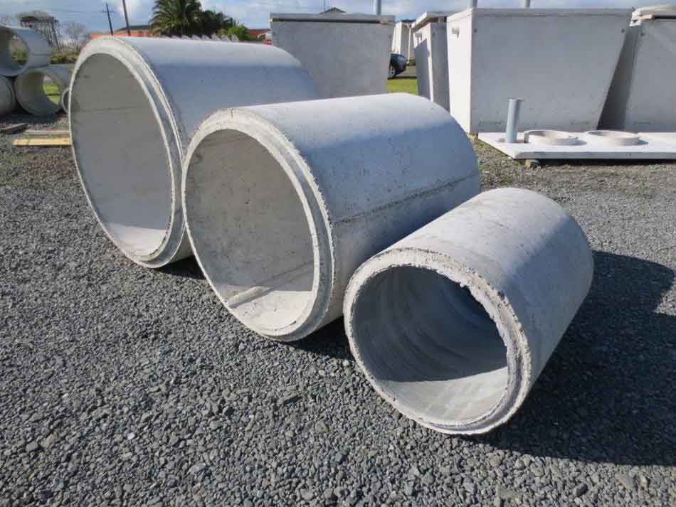 Concrete Pipes and Culverts - Wade Concrete Products Ltd