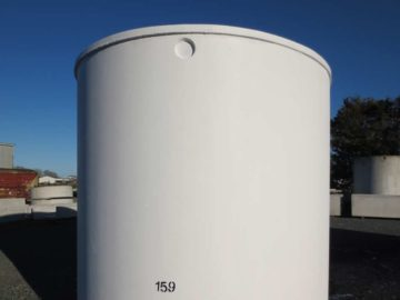 Concrete water tank available at Wade Concrete