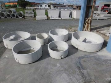 Concrete Water Troughs