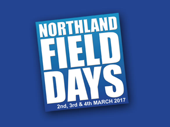 Wade concrete will be at the Northland Field days